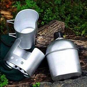 Canteen Stove Contents