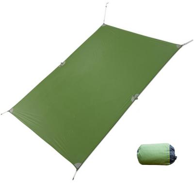 Green Ultralight Groundsheet 210 x 150cm Only 178 grams