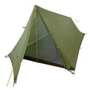 Green Ultralight Tent