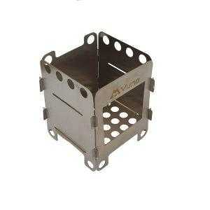wood burner stove little flat packemergency cooking stove