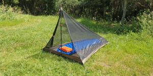 Mesh inner tent