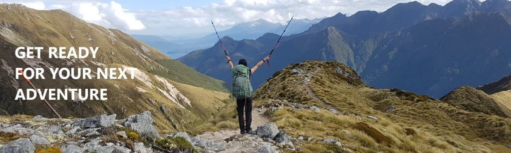 Get your Gear for The Kepler Track from Vuno, your ultralight weight hiking specialists.
