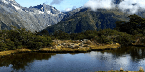 Tested on New Zealand's Routeburn Track