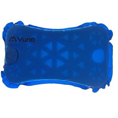Vuno Ultralight Weight Hiking Pillow Blue tranluscent