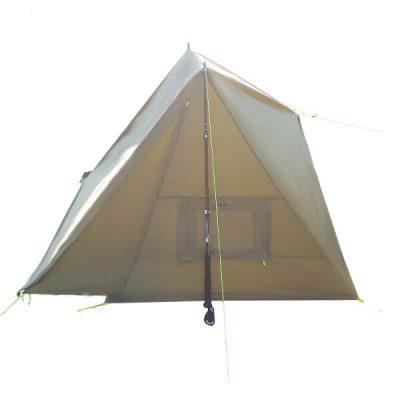 Tasman Light Tent Window Closed View