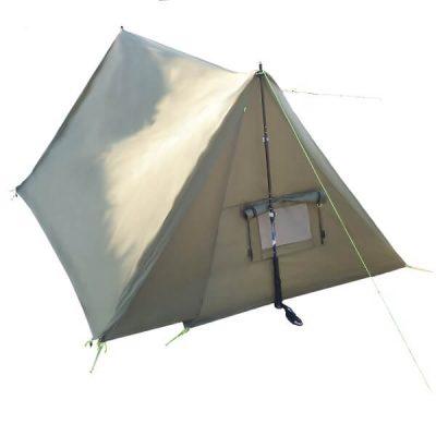 Tasman Light Tent Window View