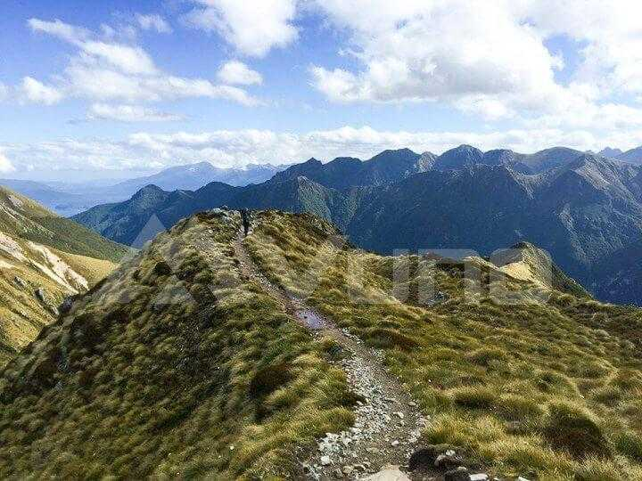 Breathtaking Alpine Views of the Kepler Track
