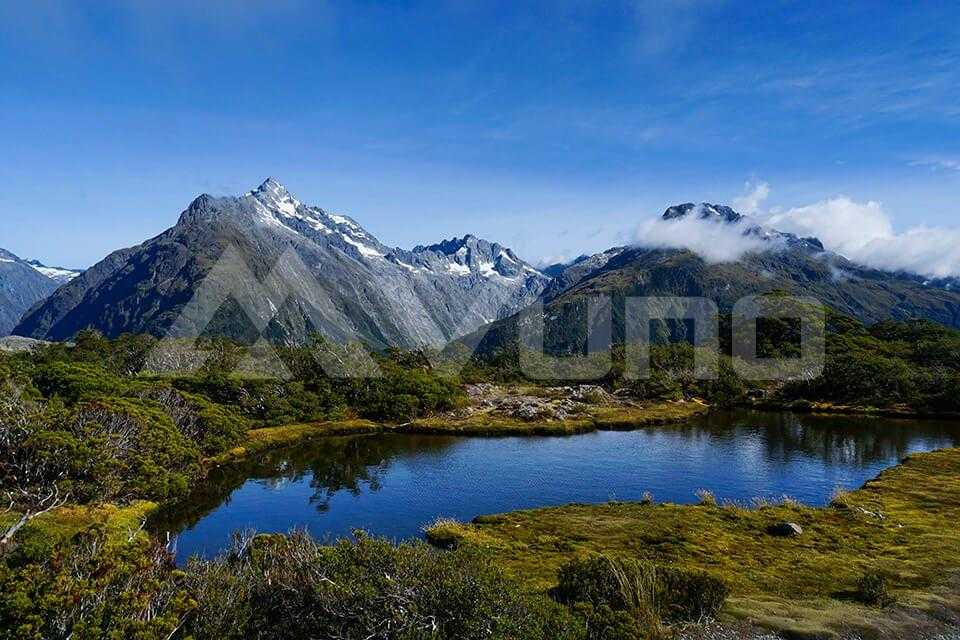 Key Summit the highlight of the Routeburn Track NZ