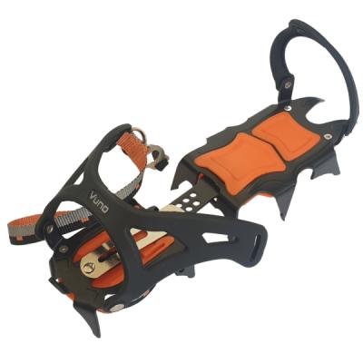 Adjustable Crampons 12 Teethfor Ice Hiking
