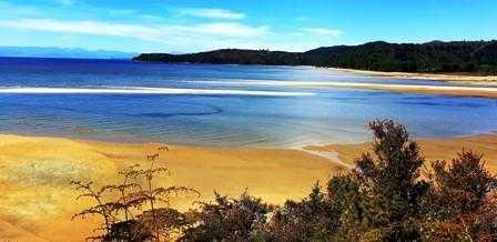 Tinline Bay Abel Tasman Great Walk