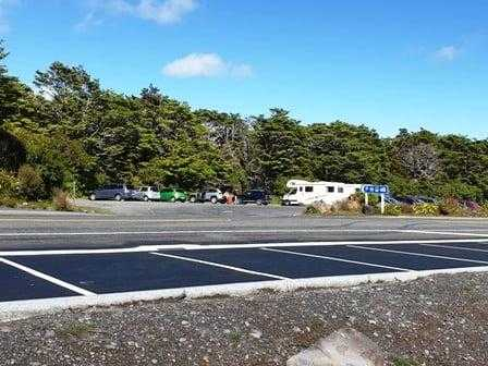 Tongariro Northern Circuit Parking