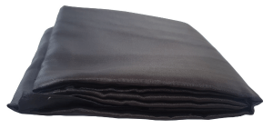 Ultralight sleeping bag liner fabric