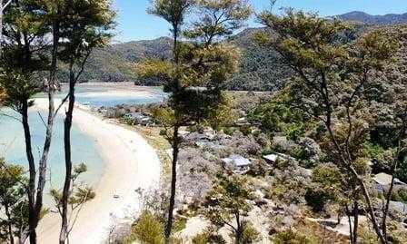 Torrent Bay Village - Abel Tasman National Park Campsite