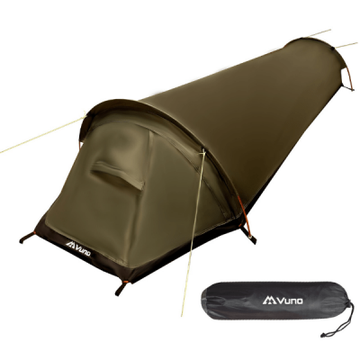 Vuno Austere Bivvy Bag with Hoops Tent Main Image