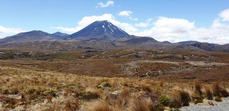 Mount Ngauruhoe Tongariro Circuit