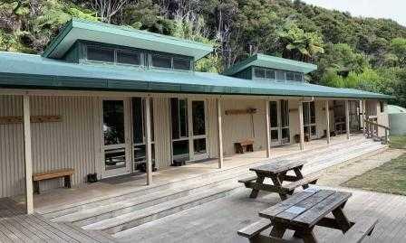 Anchorage Hut Abel Tasman Track