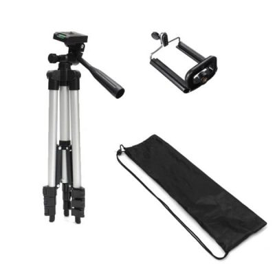 Lightweight Tripod for camera phone tablet