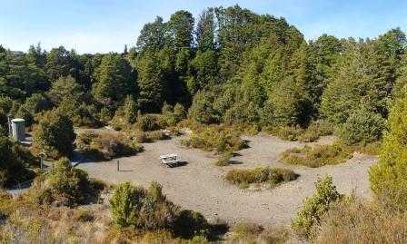 Waihohonu Campsite Tongariro Great Walk