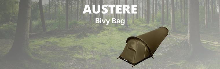 Austere Bivy Bag Tent