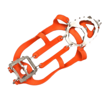 Flexible Crampons 18 Teeth Single