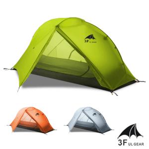 3F UL Gear Floating Cloud 1 Tents