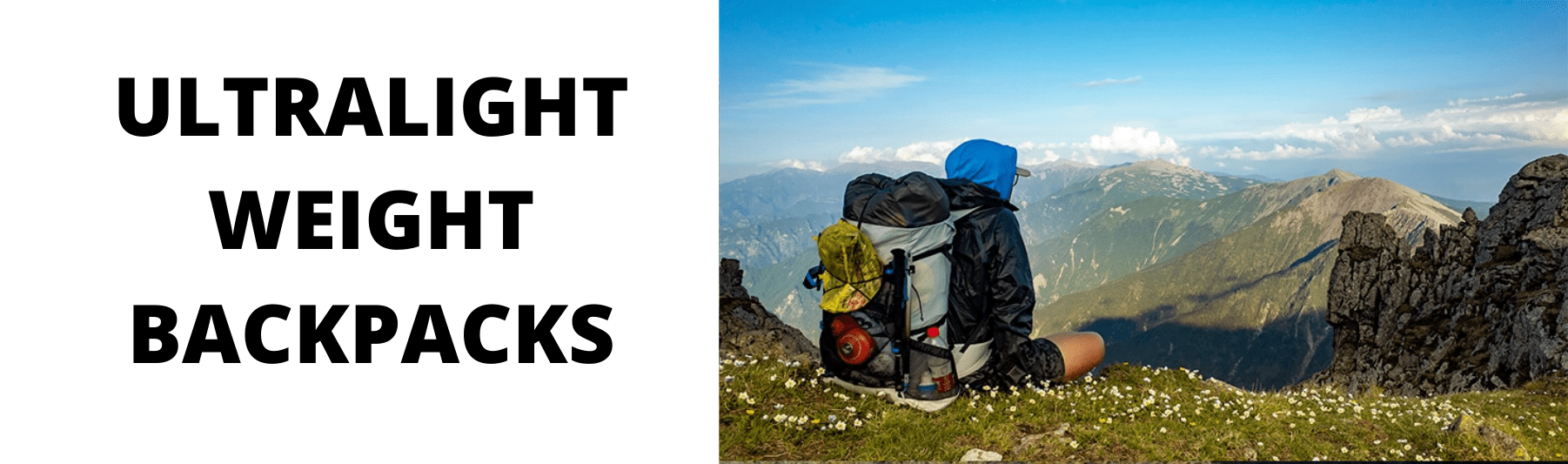 Framed Ultralight Weight Backpacks