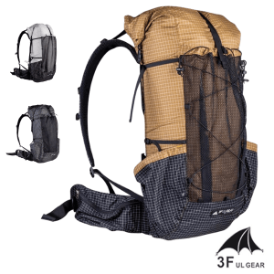 3F 56L UL Backpack QiDian Pro 880 grams​