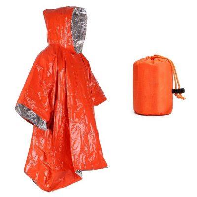 Emergency Raincoat Poncho