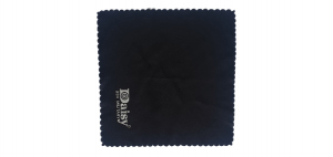 Glasses cleaning cloth included with polarized sunglasses set