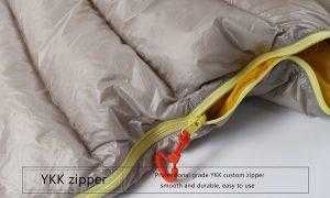 High quality YKK zipper