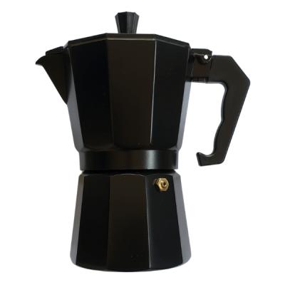 stove top coffee maker black 300ml espresso maker