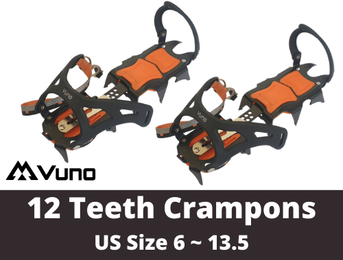 12 Teeth Crampons (2)
