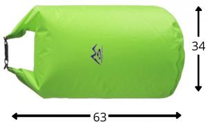 70L Dry Bag Dimensions