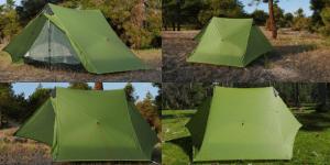 Flames Creed Lanshan 2 Tent