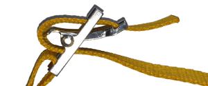 How to adjust crampon strap step image