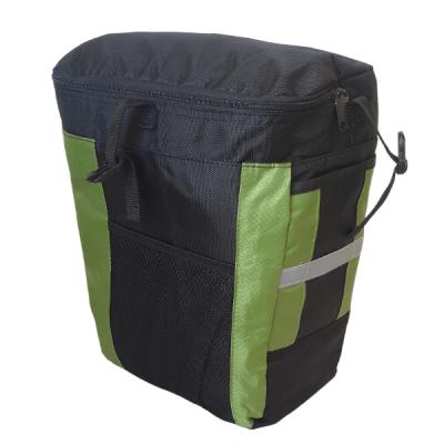 Left side pannier bag