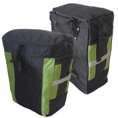 Side pannier bags