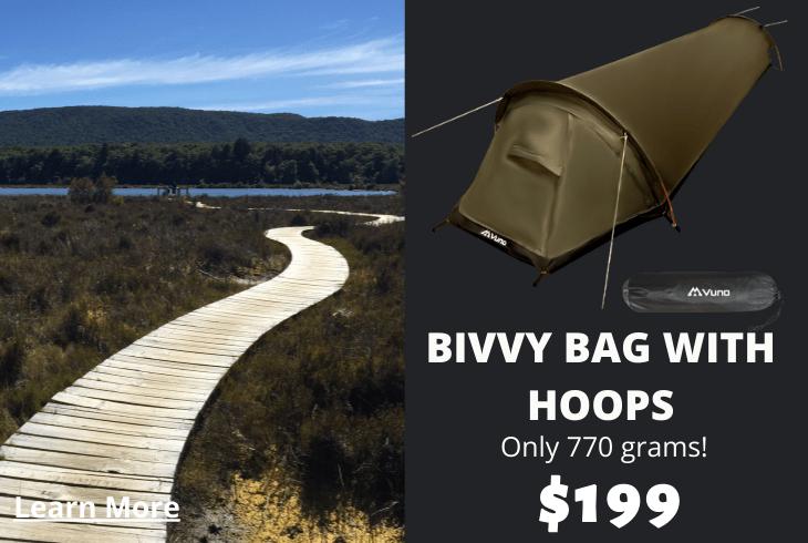 Bivvy Bag with Hoops 199