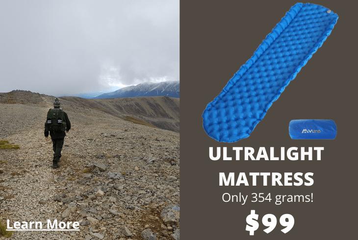 Sleeping Mats Ultralight Hiking Mattress
