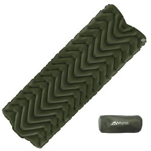 ZIGGLER Ergonomic Lightweight Mattress Army Green