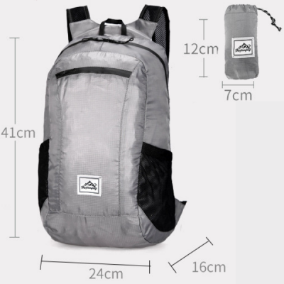 20L Backpack Dimensions