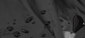 Waterproof polyester material