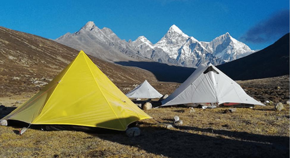 3F UL Gear Lanshan 2 & 1 Tents
