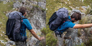 40L Ultralight Backpack Naturehike