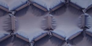 Comfortable hex air cushion design
