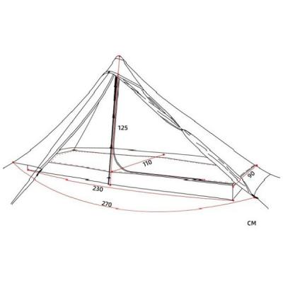 Lanshan 1 Pro Dimensions