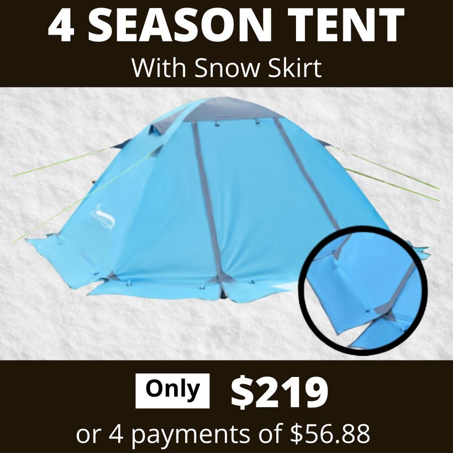 Instgram Blue Snow Tent 900 x 900
