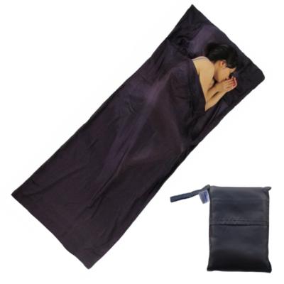 Silk Sleeping Bag Liner Only 115 grams SBL115