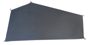 Footprint groundsheet for 3F UL Flames Creed 1 Pro Tent