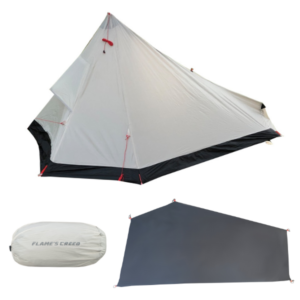 Hiking Tent Flames Creed Pro1 pole-less